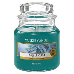 Icy Blue Spruce,  Small Jar, Yankee Candle