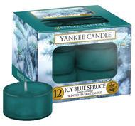 Icy Blue Spruce, Värmeljus, Yankee Candle