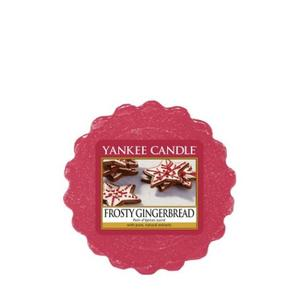 Frosty Gingerbread, Vaxkaka, Yankee Candle