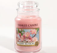 Cherry Blossom, Large Jar, Yankee Candle
