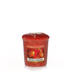 Spiced Orange, Votivljus samplers, Yankee Candle