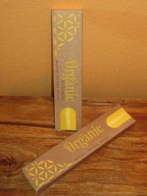 Sandalwood, Organic, 15 g, rökelse