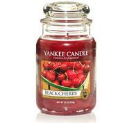 Black Cherry, Large jar, Yankee Candle