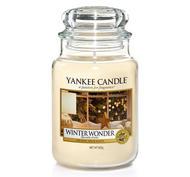 Winter Wonder, Large Jar, Yankee Candle