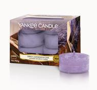 Dried Lavender & Oak, Värmeljus, Yankee Candle