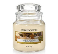 Winter Wonder,  Small Jar, Yankee Candle