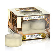 Winter Wonder, Värmeljus, Yankee Candle