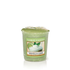 Vanilla Lime, Votivljus samplers, Yankee Candle