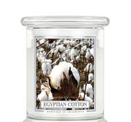 Egyptian Cotton, 2-Wick Medium Classic Jar, Kringle Candle