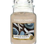Seaside Woods, Large Jar, Yankee Candle
