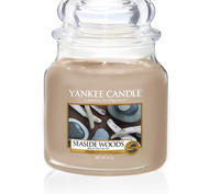 Seaside Woods,  Medium Jar, Yankee Candle