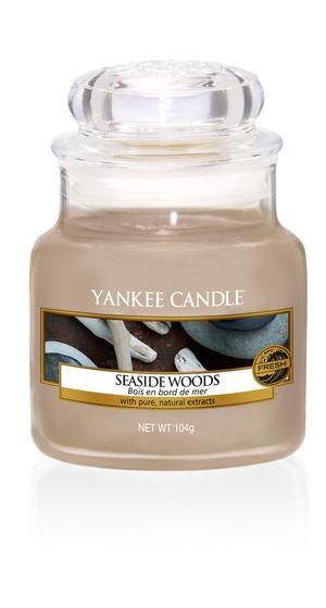 Seaside Woods,  Small Jar, Yankee Candle