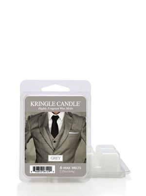 Grey, Vaxkakor, Kringle Candle