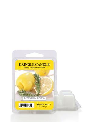 Rosemary Lemon, Vaxkakor, Kringle Candle