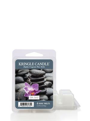 Spa Day, Vaxkakor, Kringle Candle