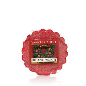 Red Apple Wreath, Vaxkaka, Yankee Candle
