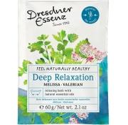 Deep Relaxtion, Melissa Lavender, Dresdner Essenz, Badpulver