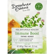 Immune Boost/Cold Relief, Timjan, Dresdner Essenz, Badpulver
