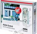 ASSA Entré d12-K1 komplett låssats