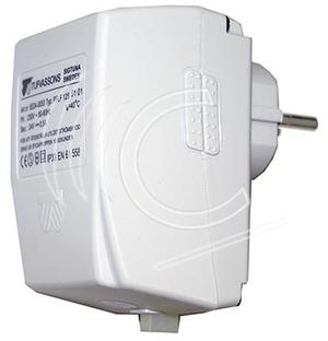 Transformator likriktad 24VDC 0.5A