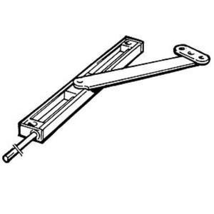 Infälld dörr & fönsterbroms Fix 150/4