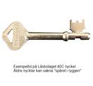 Låsbolaget nyckel 40C