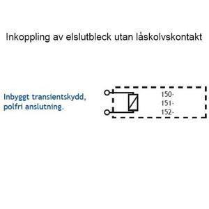 Robust elslutbleck 150-24