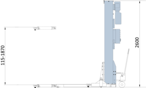 1-pelarlyft