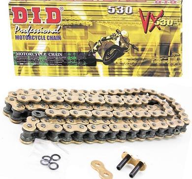 DID Kedja 530VX (5/8x3/8)-106L Pro Street X-ring 53439
