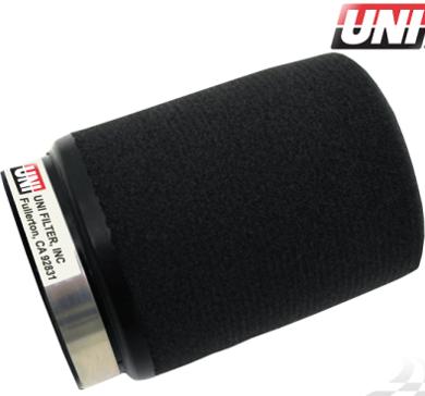 Luftfilter UNI 63 mm ATV - Snöskoter  Grov 230455
