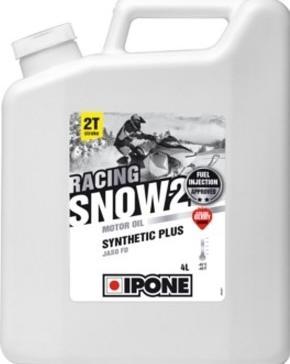 IPONE Snow Racing Snöskoter 2-taktsolja Strawberry 4 Liter dunk 551004