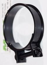 Klammer svarta till Insugsgummin 40-46 mm Bredd 12 mm 223900