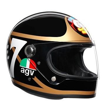 Agv X3000 Hjälm Barry Sheene (800700156790)
