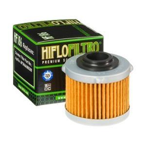 HF186 Hi-Flo Oljefilter Aprilia