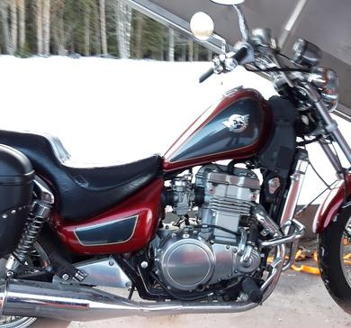 Kawasaki EN500 1995
