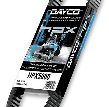 Dayco HPX5018 Drivrem-Variatorrem 35,5x1318 Ski-Doo (415045000, 417300069)