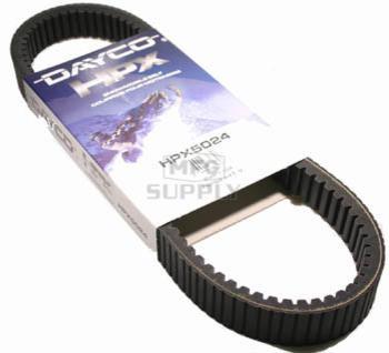 Dayco HPX5024 Drivrem-Variatorrem 37,5x1109 Lynx-Ski-Doo (417-3001-97,  417300197)