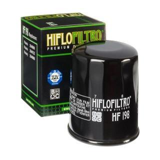 2540086 Oljefilter Victory MC = Ersätts av HF198 Oljefilter MC