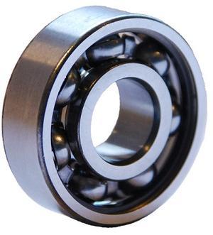 6206-NRC3 Kullager m spår för O-ring Ramlager 25x17x62