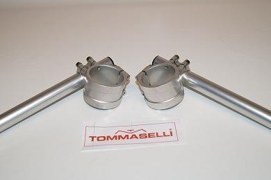 TOMMASELLI Racing Clip-on Styre 52/54 mm Aluminium