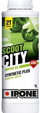 Ipone Scoot City 2-Stroke Strawberry 1 liter 551361