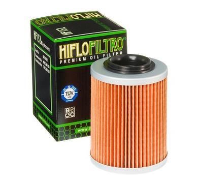 256187 Oljefilter Hisun = Ersätts av HF152 Oljefilter MC
