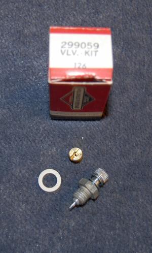 Ventilsats (bv)