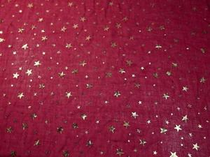 Tub Stjärnor med koppar/silvertryck