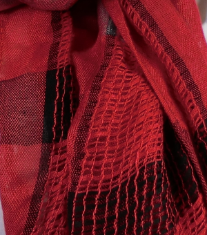 Rödrutig Viscosesjal