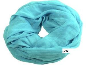 Tubsjal enfärgad softmaterial
