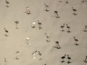 Tub Flamingo Kopparfolie