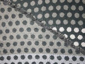 Halsduk 3-färg med punkter