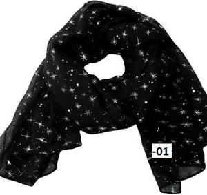 Sjal Stjärnhimmel