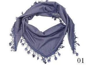 Jeanstriangel med elastan